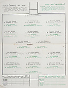 All Ireland Senior Hurling Championship Final,.Brochures,.01.09.1940, 09.01.1940, 1st September 1940, .Kilkenny 1-7, Limerick 3-7, .Minor Limerick v Antrim,.Senior Kilkenny v Limerick, .Croke Park, 0191940AISHCF,..Kilkenny Senior Team, J O'Connell, Goalkeeper, P Grace, Right corner-back, P Larkin, Full-back, P Blanchfield, Left corner-back, R Hincks, Right half-back, W Burke, Centre-back, P Phelan, Left half-back, J Walsh, Midfielder, J Kelly, Midfielder, J Langton, Captain, Right half-forward, T Leahy, Centre half-forward, J Gargan, Left half-forward, J Mulcahy, Right corner-forward, J O'Brien, Centre froward, Jas Phelan Left corner-forward, Substitutes, P Boyle, P Donovan, J O'Neill, M Tyrell, R Teehan, R Aylward, ..Limerick Senior Team, P Scanlan, Goalkeeper, J McCarthy, Right corner-back, M Hickey, Full-back, M Kennedy, Left corner-back, T Cooke, Right half-back, P Clohessy, Centre half-back, P Cregan, Left half-back, T Ryan, Midfielder, J Roche, Midfielder, J Mackey, Right half-forward, M Mackey, Captain, Centre half-forward, R Stokes, Left half-forward, E Chawke, Right corner-forward, P McMahon, Centre forward, J Power, Left corner-forward, Substitutes, M McCarthy, T Herbert, P Mackey, D Givens, D Hurley, P Kelly,