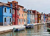 ITALY: Venice: Murano, Burano, Torcello islands