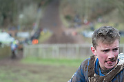 Another young rider tastes the Hawkstone dirt.