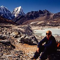 Imja Valley, Khumbu.  MNW