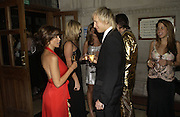 Danni Minogue and Rick Parfitt Jnr. Andy and Patti Wong host  party to cleebrate then Chinese New Year of the Dog. Royal Courts of Justice. Strand. London. 28 January 2006. © Copyright Photograph by Dafydd Jones 66 Stockwell Park Rd. London SW9 0DA Tel 020 7733 0108 www.dafjones.com