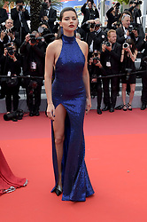 May 22, 2019 - Cannes, France - 72nd Cannes Film Festival 2019, Red Carpet film : 'Oh Mercy! (Roubaix, Une Lumiere)'.Pictured: Adriana Lima (Credit Image: © Alberto Terenghi/IPA via ZUMA Press)