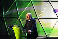20110730: RIO DE JANEIRO, BRAZIL - Joseph Sepp Blatter attending Qualification draw for the 2014 World Cup held at the Marina da Gloria in Rio<br /> PHOTO: CITYFILES