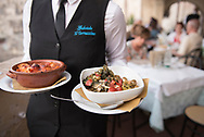 Two courses from  Terrazzino Restaurant's kitchen