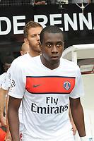 FOOTBALL - FRENCH CHAMPIONSHIP 2011/2012 - L1 - STADE RENNAIS v PARIS SG - 13/08/2011 - PHOTO PASCAL ALLEE / DPPI - BLAISE MATUIDI (PSG)