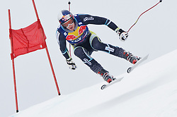 20.01.2011, Hahnenkamm, Kitzbuehel, AUT, FIS World Cup Ski Alpin, Men, Training, im Bild // AkselLund Svindal (NOR) // during the men´s downhill training run at the FIS Alpine skiing World cup in Kitzbuehel, EXPA Pictures © 2011, PhotoCredit: EXPA/ S. Zangrando