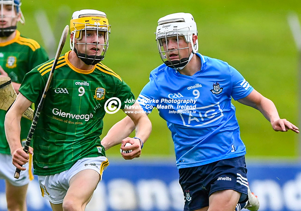 Daragh Horan,  in action for Meath,  during the Meath v Dublin,  Leinster MHC quarter-final match at Pairc Tailteann, Navan.<br /> <br /> Photo: GERRY SHANAHAN-WWW.QUIRKE.IE<br /> <br /> 14-07-2021