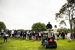 June 3, 2017 - BarsebäCk, Sverige - 170603 Publik följer spelet under dag tre av golftävlingen Nordea Masters den 3 juni 2017 i Barsebäck  (Credit Image: © Petter Arvidson/Bildbyran via ZUMA Wire)