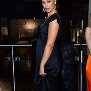 Elarica Johnson attend TriForce Short Festival, on 30 November 2019, at BFI Southbank, London, UK.