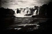 A 13-second exposure of Iguazu Falls, Argentina.