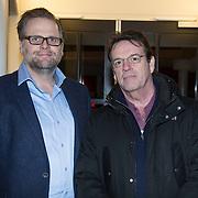 NLD/Zaandam/20140326 - Premiere De Verleiders, Patrick Stoof en Kees Prins