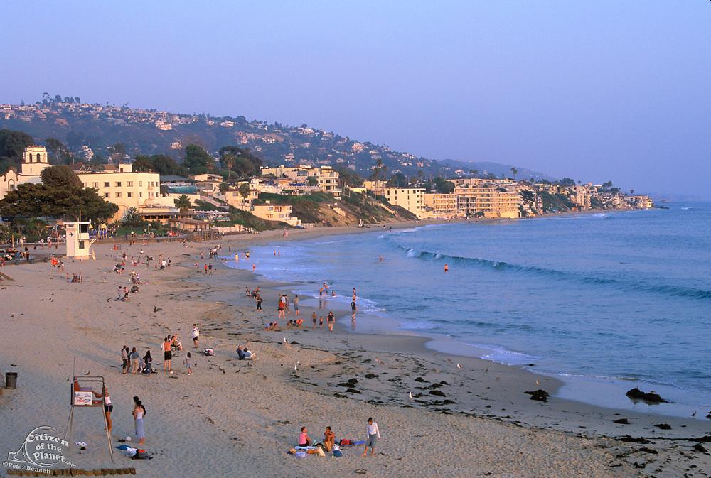Laguna Beach, Main Beach, Orange County, California (OC)