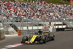 May 24, 2018 - Monte Carlo, Monaco - Motorsports: FIA Formula One World Championship 2018, Grand Prix of Monaco, ..#27 Nico Hulkenberg (GER, Renault Sport Formula One Team) (Credit Image: © Hoch Zwei via ZUMA Wire)
