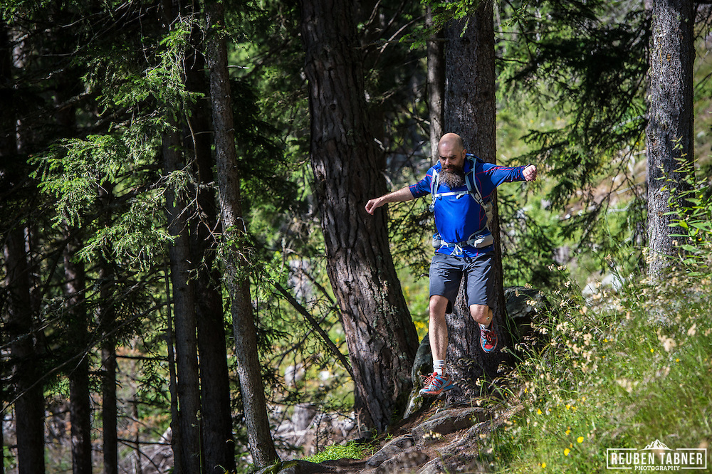The Trail Team 2014 spend three days running around the Mont Blanc region of France, Italy and Switzerland. Supported by Berghaus, Torq Fitness and LED Lenser .