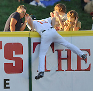 Images from the 2011 Frontier League All-Star Game in Avon, Ohio at All Pro Freight Stadium.
