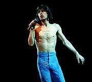 Mick Jagger  The Rolling Stones Live in London 1979