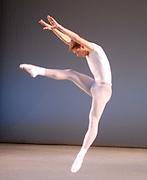 """GASTON DE CARDENAS/EL NUEVO HERALD - Amir Yogev in Square Dance as part of Miami City Ballet Dancers presents """"Our  Show 2007""""."""