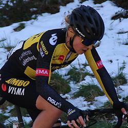 21-03-2021: Wielrennen: Tropheo Alfredo Binda: Cittiglio. <br />Nancy van de Burg