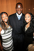Crystal Murray, Randall D. Pickett and Michelle Murray at The Network Journal 40 under Forty 2008 Achievement Awards held at the Crowne Plaza Hotel on June 12, 2008