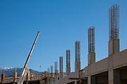 New Construction Job Site in Progress