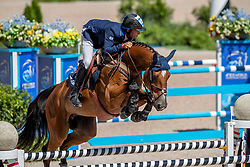 Bluman Daniel, ISR, Ladriano Z<br /> World Equestrian Games - Tryon 2018<br /> © Hippo Foto - Dirk Caremans<br /> 21/09/2018