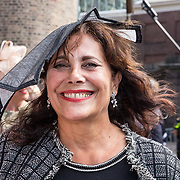 NLD/Den Haag/20180918 - Prinsjesdag 2018, Léonie Sazias