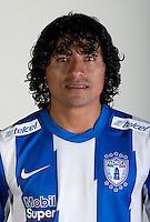 Mexico League 2013-2014 - First Division / <br /> Club de Futbol Pachuca / Mexico - <br /> Alex Colon