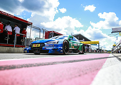 July 23, 2017 - Moskau, Russia - Motorsports: DTM Moskau 2017,....Castrol EDGE Audi RS 5 DTM #77 (Audi Sport Team Phoenix), Loïc Duval  (Credit Image: © Hoch Zwei via ZUMA Wire)