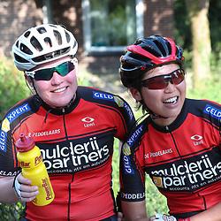 18-06-2017: Wielrennen: NK Paracycling: Montferlands-Heerenberg (NED) wielrennen  <br />De sterkste tandemvrouwen Shie Au Yeung (Haarlem) en Michelle Stummel