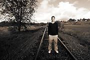 Senior Portrait Photography with Roman