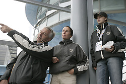 Lunskens Mieke - De Ridder Ton<br /> World Equestrian Games Aachen 2006<br /> Photo © Hippo Foto