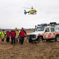 SCAA/Ochil Mountain Rescue