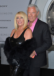 Suzanne Somers attends the World Premiere of Columbia Pictures' 'Passengers' at Regency Village Theatre on December 14, 2016 in Los Angeles, CA, USA. Photo by Lionel Hahn/ABACAPRESS.COM