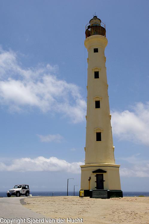 Californian Lighthouse on Westpoint, Aruba <br /> Vuurtoren op Westpunt, Aruba