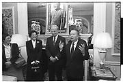 MADAME DENG MAOMAO, RUPERT MURDOCH, Deng Xiaxoping  book party, Waldorf Towers 15 feb 95