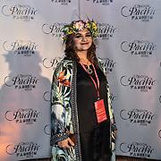 Backstage at London Pacific Fashion Week 2019, London, UK 25 Feb 2019.