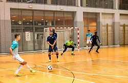 Fidersek Matej of Slovenia during friendly futsal match between National teams of Slovenia and France on February 6, 2019 in Bonifika, Koper / Capodistra, Slovenia. Photo by Matic Ritonja / Sportida