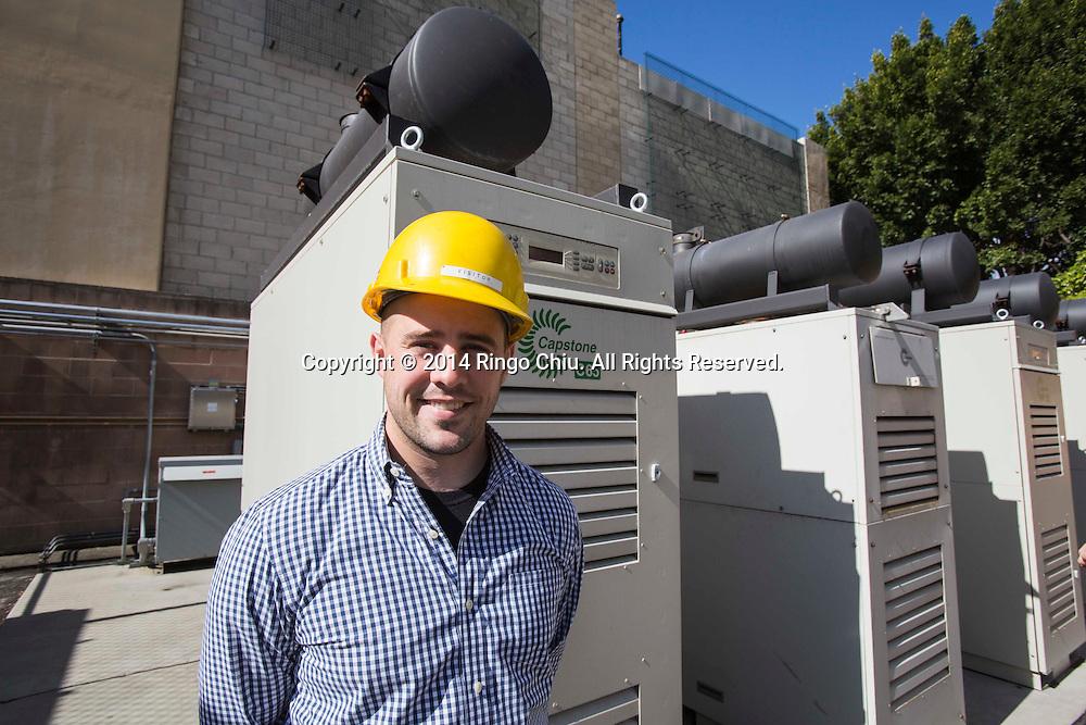 Logan Allen of AllenCo Energy Co. (Photo by Ringo Chiu/PHOTOFORMULA.com)
