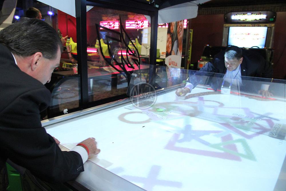 Veolia Transportation: Cotton Club at Gameworks, Oct. 2012.