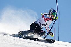 05.10.2011, Moelltaler Gletscher, Flattach, AUT, OeSV Medientag, im Bild  in Action beim Slalom Carmen Thalmann // During media day of Austria Ski Federation OeSV at Moelltaler glacier in Flattach, Carinthia, Austria on 5/10/2011. EXPA Pictures © 2011, PhotoCredit: EXPA/ J. Groder
