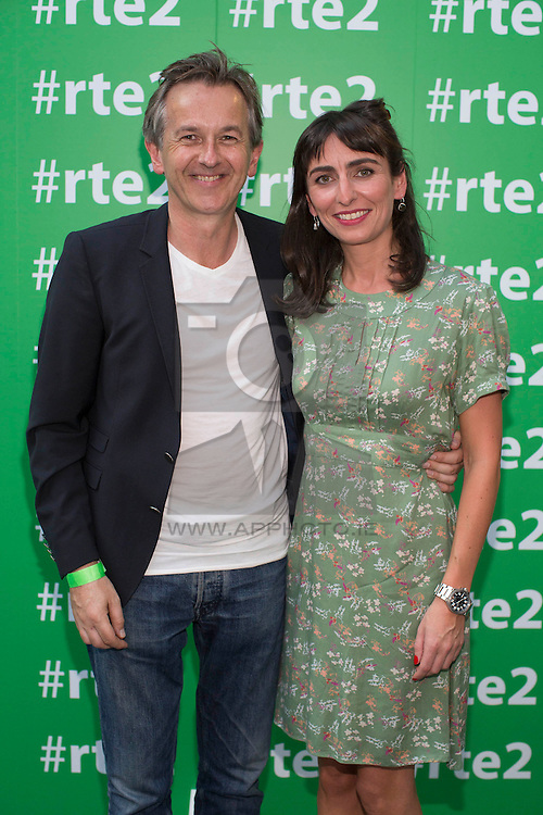 Michael Doherty and Martha Connolly VIP Magazine at the RTÉ 2 New Season Launch party in Gateway House, Capel Street. Picture Andres Poveda<br />  pictured at the RTÉ Two New Season Launch in Gateway House, Capel Street. Picture Andres Poveda