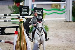 Gaudiano Emanuele, (ITA), Caspar<br /> MEVISTO Amadeus Horse Indoor Salzburg<br /> © Hippo Foto - Stefan Lafrentz<br /> 11-12-2016