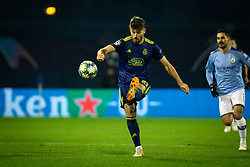 Bruno Petković of Dinamo Zagreb  during football match between GNK Dinamo Zagreb and Manchester City in 6th Round of UEFA Champions league 2019/20, on December 11, 2019 in Maksimir, Zagreb, Croatia. Photo by Blaž Weindorfer / Sportida