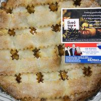 ReMax Way Pie Day 11-26-19