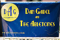 A concert of big band tunes on a Summer Sunday evening from Dan Gabel & The Abletones with special guest vocalist, Sarah Gardner on the Norwood Town Common on July 14, 2019. A concert of big band tunes on a Summer Sunday evening from Dan Gabel & The Abletones with special guest vocalist, Sarah Gardner on the Norwood Town Common on July 14, 2019.