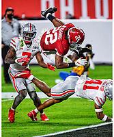 Alabama/Ohio State CFP National Championship 1.11.21.  <br /> (Tom DiPace/Athlon Sports )