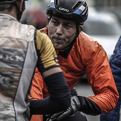 Olympia Tour Bocholtz-Voerendaal Coen Vermeltfoort na de etappe