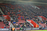 Football - 2018 / 2019 FA Cup - Third Round Replay: Southampton vs. Derby County<br /> <br /> Lots of empty seats around at  Mary's Stadium Southampton<br /> <br /> COLORSPORT/SHAUN BOGGUST