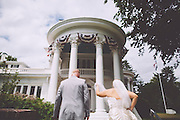 2013 May 26 - The wedding of Kate Herres and Lance Edwards at the Morton Barns in Nebraska, City.