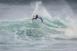 October 12, 2017 - Nat Young (USA) Placed 1st in Heat 2 of Round One at Quiksilver Pro France 2017, Hossegor, France..Quiksilver Pro France 2017, Landes, France - 12 Oct 2017 (Credit Image: © WSL via ZUMA Press)